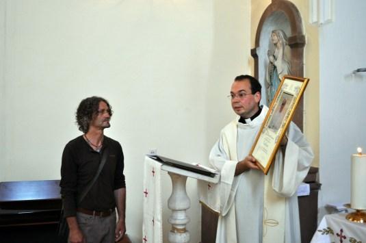 Đurići – Blagoslov prve Lurdske špiljice u Kotorskoj biskupiji – Žuvela prima Blagoslov